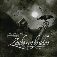 ASP: Zaubererbruder (10 Jahre Jubiläumsedition), 2 CDs