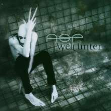 ASP: Weltunter (180g) (Limited-Edition) (Hell-Green Vinyl), 2 LPs