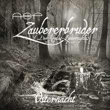 """ASP: Osternacht / Geh und heb dein Grab aus, mein Freund (Limited-Edition), Single 7"""""""