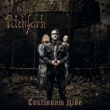 Project Pitchfork: Continuum Ride (180g) (Limited-Edition) (Translucent Vinyl) (+3 Bonustracks), 2 LPs