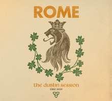 Rome: The Dublin Session, CD