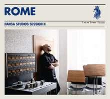 Rome: Hansa Studios Session II, CD