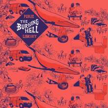 The Burning Hell: Public Library, CD