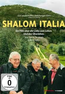 Shalom Italia (OmU), DVD