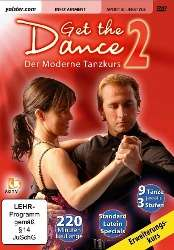 Get the Dance 2 (Erweiterungskurs), DVD