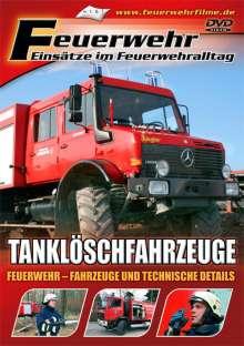Feuerwehr - Tanklöschfahrzeuge, DVD