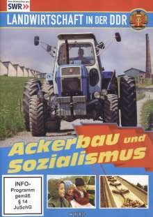 Ackerbau und Sozialismus - Landwirtschaft in der DDR, DVD