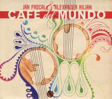 Jan Pascal: Café Del Munco, CD