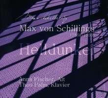 Max von Schillings (1868-1933): Das Hexenlied (Melodram), CD