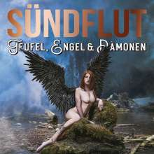 Sündflut: Teufel, Engel & Dämonen, CD
