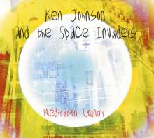 Ken Johnson and the Space Invaders: Meditation Country, CD