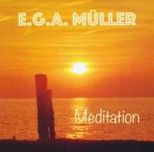 E.G.A. Müller: Meditation, CD