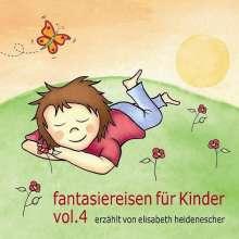 fantasiereisen für Kinder Vol. 4, CD