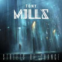 Tony Mills: Streets Of Chance, CD