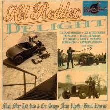 Hot Rodders Delight, CD