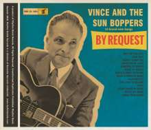 """Vince & The Sun Boppers: By Request (Limited-Edition), Single 10"""""""