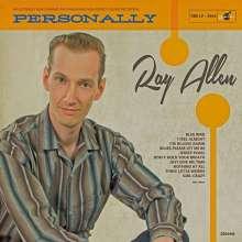 Ray Allen: Personally, LP