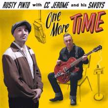 Rusty Pinto & CC Jerome: One More Time, CD