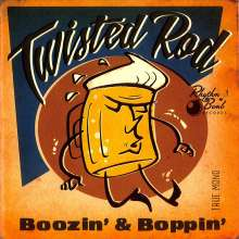 Twisted Rod: Boozin' And Boppin', CD