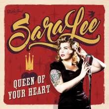 SaraLee (Saraa Lehtomäki): Queen Of Your Heart, CD