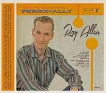 Ray Allen: Personally, CD