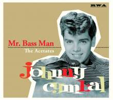 Johnny Cymbal: Mr Bass Man: The Acetates, CD