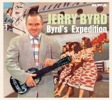 Jerry Byrd: Byrd's Expedition, CD
