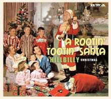 A Rootin' Tootin' Santa: A Hillbilly Christmas, CD