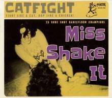 Cat Fight Vol.5: Miss Shake It, CD