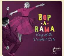 Bop A Rama: King Of The Ducktail Cats, CD