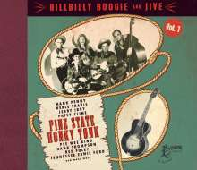 Hillbilly Boogie And Jive: Pine State Honky Tonk (Vol.1), CD
