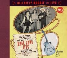 Real Gone Jive Vol.2, CD