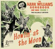 The Hank Williams Songbook Volume 2: Howlin' At The Moon, CD