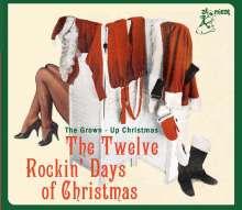 The Twelve Rockin' Days Of Christmas, The Grown-Up Christmas, CD