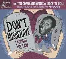 The Ten Commandments Of Rock'n'Roll Vol.2, CD