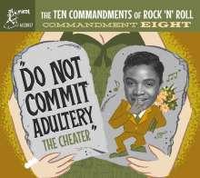 The Ten Commandments Of Rock'n'Roll Vol.8, CD