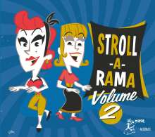 Stroll A Rama Volume 2, CD