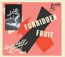 Rock'n'Roll Kittens Vol.5: Forbidden Fruit, CD