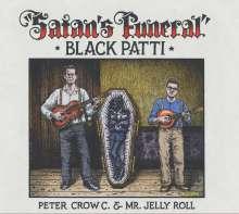 Black Patti: Satan's Funeral, CD