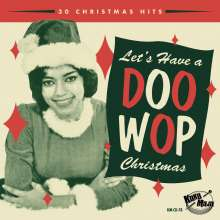 Let's Have A Doo Wop Christmas, CD