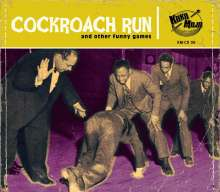 Cockroach Run And Other Funny Games, CD