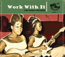 Work With It: Fine Frantic Fretwork, CD