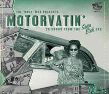 Motorvatin Vol. 1: Songs From The Green Book Era, CD