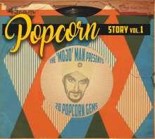 Popcorn Story Vol.1, CD