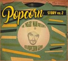 Popcorn Story Vol.2, CD