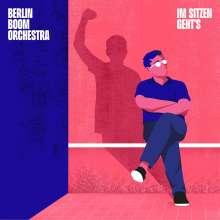 Berlin Boom Orchestra: Im Sitzen geht's (Colored Vinyl), 1 LP und 1 CD