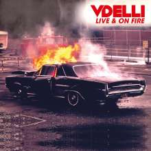 Vdelli: Live & On Fire, CD