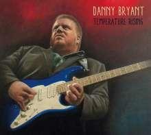 Danny Bryant: Temperature Rising (Red Vinyl), LP