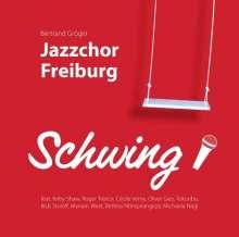 Jazzchor Freiburg: Schwing!, CD