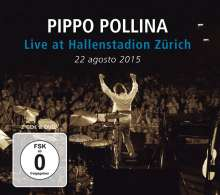 Pippo Pollina: Live At Hallenstadion Zürich 2015, 3 CDs